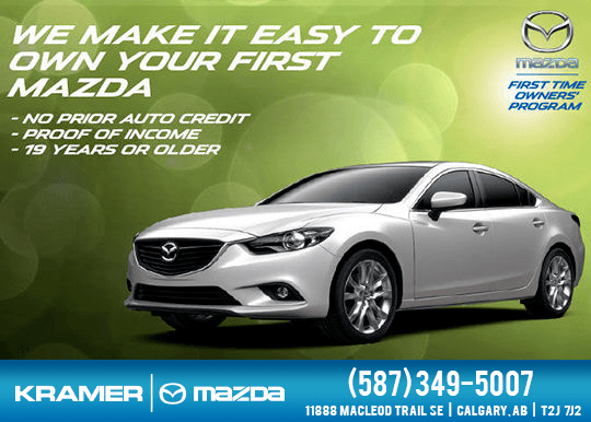 1st-time Mazda Owner Program