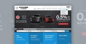 Kramer Mazda